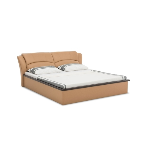 f365fbd36e Durian Winston Hydraulic Premium Leatherette King Size Bed ...