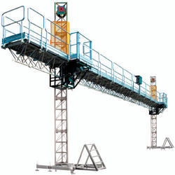 Mass Climbing Platform (Available on Rent)