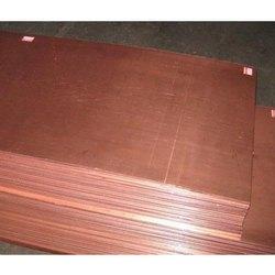 Oxygen Free Copper Plate