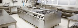 Stainless Steel Kitchen for Commercial, Material Grade: A Grade