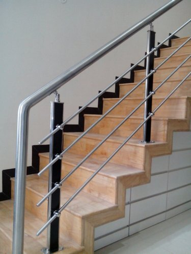 Panel Stainless Steel Railing 304grade Design Baluster Price Patna