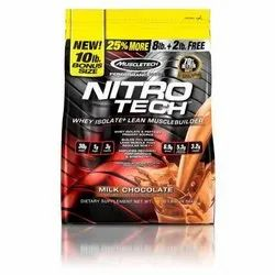 Muscletech Nitro Tech, 10 Lbs (4.5 Kg), Prescription