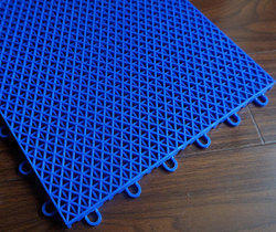 PP Interlocking Sports Tiles