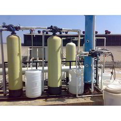 DM Water Filtration Plant