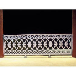 Cast Iron Designer Railing