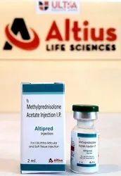 Methylprednisolone 40 mg /2 ml Injection