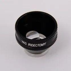 Transparent Iridectomy Lens Yag Laser for Hospital