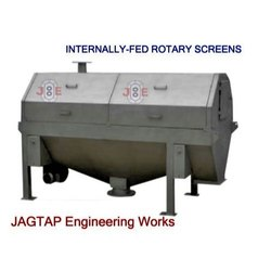Internally Fed Rotary Screens