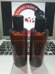 200 ml Amber Cosmetic Bottle