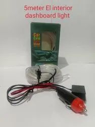 5 Meter El Interior Dashboard Light