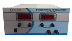 DC Regulated Power Supply 0-30V/5A