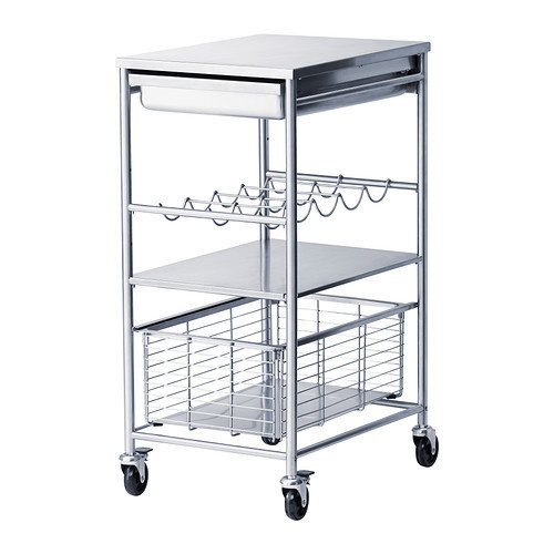 Phynix Enterprise SS Kitchen Cart