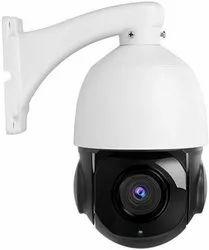 霍尼韦尔金属5 MP HD IP PTZ CCTV安全摄像头,最大。相机分辨率:1280 x 720,相机范围:25米