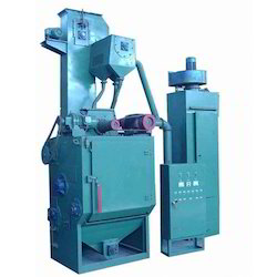 Tumb Blast Type Shot Blasting Machine