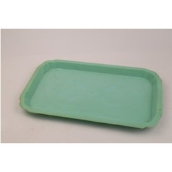Rectangular Plastic Tray