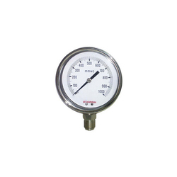 Compound Gauge Calibration Service