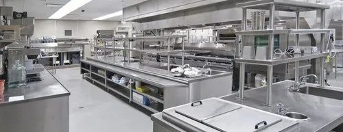 Thomson & Thomsons Stainless Steel Kitchen Equipment, For Office,Canteen
