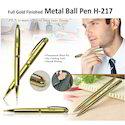 Metal Ball Pen H-217