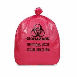 Biomedical Waste Bag, Capacity: 10-30 Litre