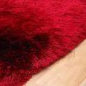 Red Shaggies Rug