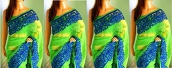 Bollywood Aari Sarees