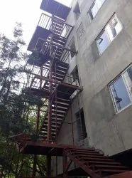 M.S stairs