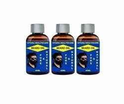 Vitara Healthcare Beard Growth Oil For Long Beard and Mustache 120ml Pair 3