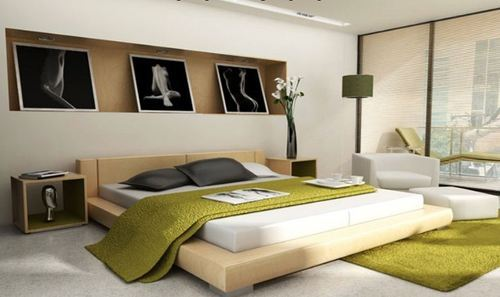 Interior Designing Bedroom Design Contemporary Interior