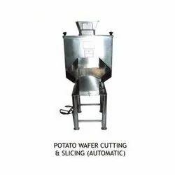 Potatoes Slicing Machine