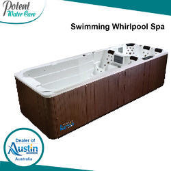 Swimming Whirlpool Spa