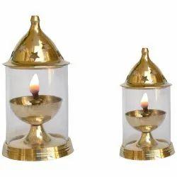 Brass Akhand Jyoti