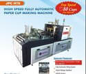 Paper Ice Cream Cup Making Machine
