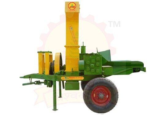 Wooden Cheaper Machine - WOOD CHIPPER MACHINE (HEAVY DUTY