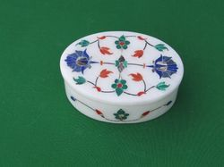 Gift Decorative Marble Inlay Box