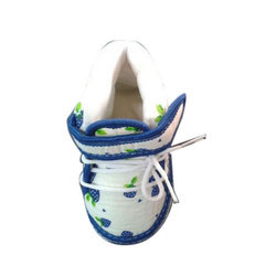 Baby Crochet Shoes, Packaging Type: Box