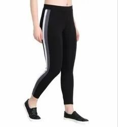 Women Black Track Pants