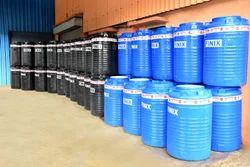 Vertical PVC Water Storage Tank