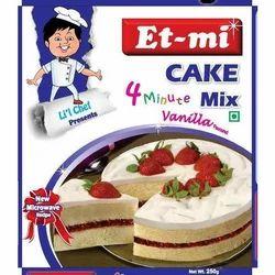 Vanilla Instant Cake Mix