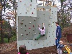Climbing Wall Makes In India
