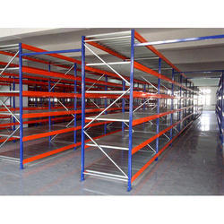 Mild Steel Paint Coated Heavy Duty Racks, for Industrial