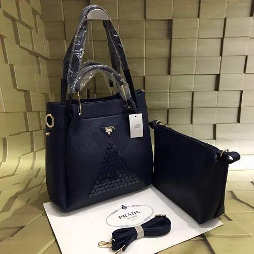 Genuine Leather Printed Ladies Branded Bags, Rs 1300  pair   ID ... 110bbc640a