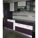 Modular Kitchens With Chimney