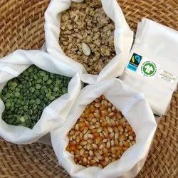 GRS Recycle Cotton Cereals & Pulses Bag
