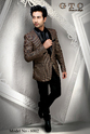 Gtc M And Xxl Printed Light Brown Mens Blazer