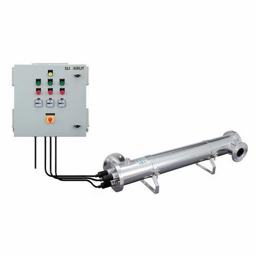Water Treatment Plant Components Sukrut Uv Water