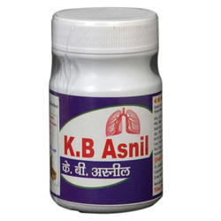 Anti Asthmatic Capsule, Packaging Type: Bottle