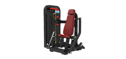 Adjustable Vertical Chest Press Gym Machine