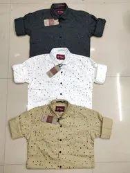 Satern Cotton Shirt