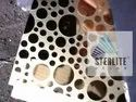 Patterned Stainless Steel Sheets