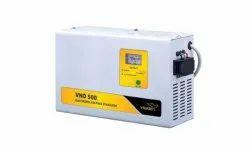 Single Phase V Guard VND 500 Electronic Voltage Stabilizer, 150v - 285v, Warranty: 3 Years